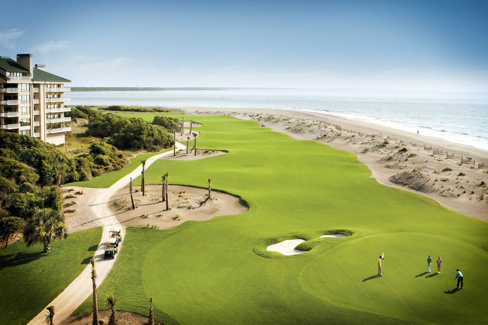 Charleston Golf Courses Browse  Book  Championship Courses - Map of usa golf courses