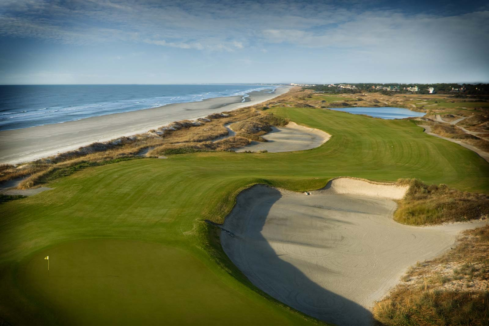 Charleston Resort Island Golf