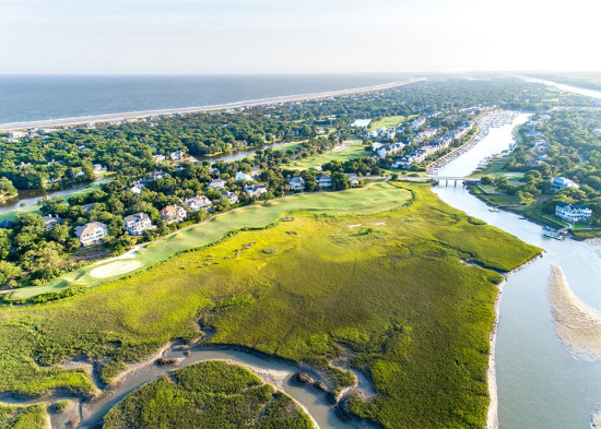 Packages & Course Details for Wild Dunes Resort Harbor Course ...