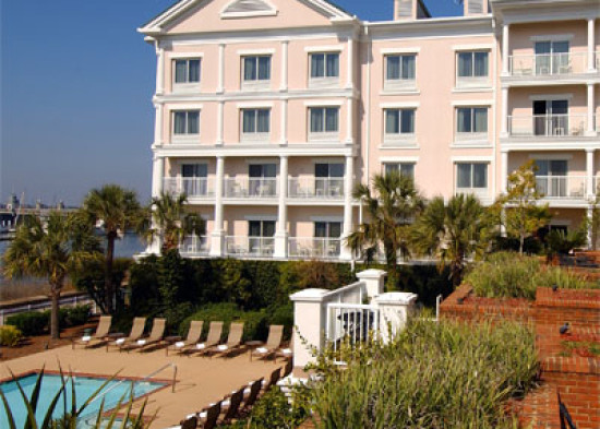 Courtyard by Marriott Charleston Waterfront - Lodging in ...